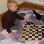 Schach macht Spaß