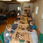 18 Teilnehmer spielten konzentriert