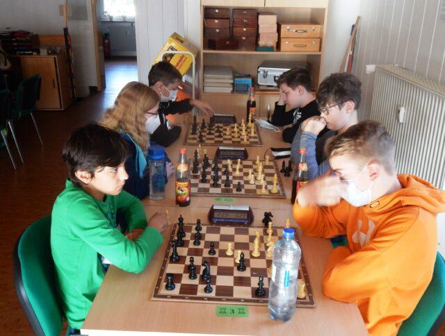 Schach: Übungsabend @ ASC-Vereinsheim | Allersberg | Bayern | Deutschland